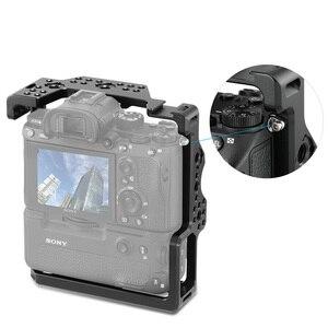 Image 5 - Smallrig A7riii A7iii A7m3 Camera Lồng Bảo Vệ Cho Sony A7RIII A7III A7M3 Với VG C3EM Dọc Kẹp Pin Máy Ảnh DSLR Lồng 2176