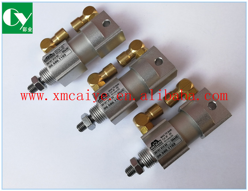 10piece DHL free shipping high quality cylinder For sm102 cd102 mo 00 580 1103