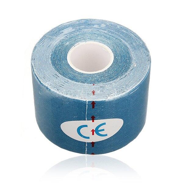 JHO-1 roll спортивные кинезиологии мышцы уход Фитнес спортивные здоровья ленты 5 м * 5 см