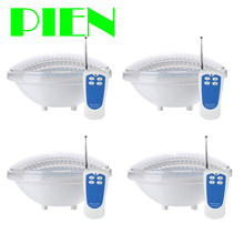 Par 56 led pool light RGB 12V 54W 40W 35W 24W 18W Par56 Swimming fountain underwater piscinas piscine IP68 Waterproof by DHL 4pc