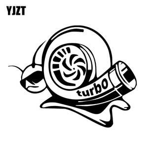 best car stickers turbo snail brands 1970 Chevy Blazer Silver yjzt 17 8 cm 14 1 cm vinyl decal funny car sticker turbo super snail black silver