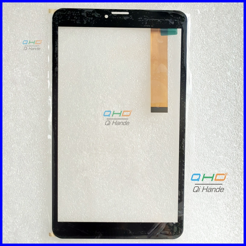 New 8'' inch Tablet Capacitive Touch Screen Replacement For IRBIS TZ892 Digitizer External screen Sensor Free Shipping black new 8 tablet pc yj314fpc v0 fhx authentic touch screen handwriting screen multi point capacitive screen external screen