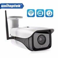 Unitoptek Starlight HD 1080P WIFI IP Camera Wireless Security Outdoor Bullet SONY 291 Low 0 0001