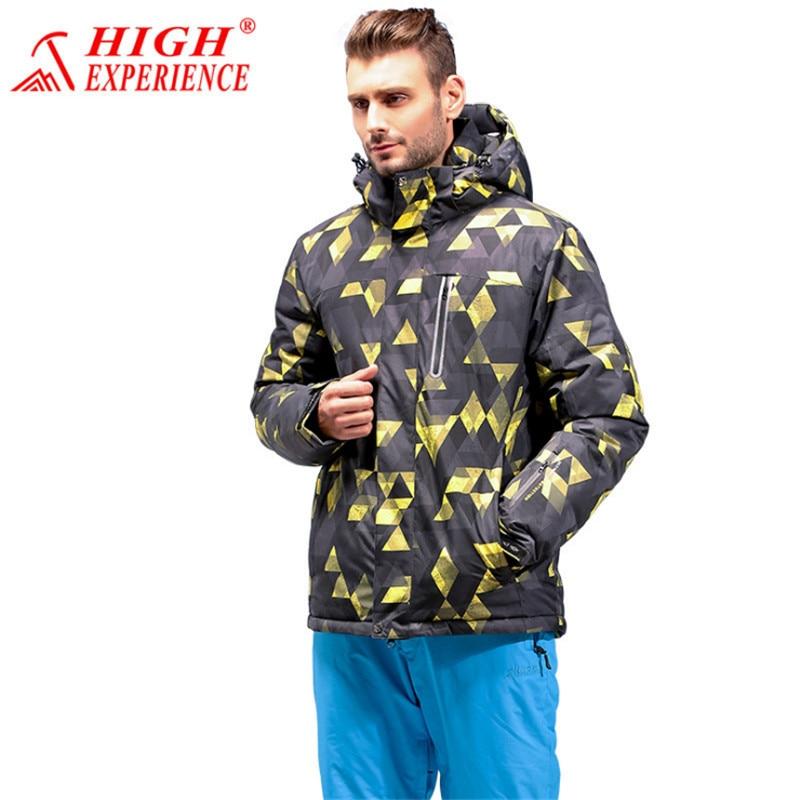 Prix pour Haute Qualit Nouveau Ski Vestes hommes coupe-vent manteau chaud mâle étanche snowboard veste adolescents sport En Plein Air vêtements d'hiver