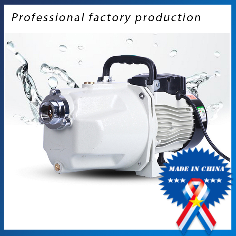 New White 220V Cast Iron Jet Booster Water Pressure Pump /Self-priming/Household/Best dali 17 1 1а
