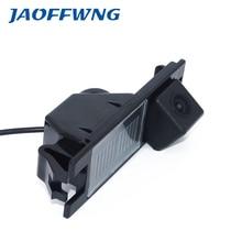 Лидер продаж CCD камеры системы NTSC Ночное видение автомобиля обратный заднего вида камеры для Hyundai ix35 камеры продвижение