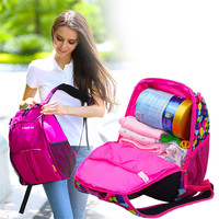 Brand New Multifunctional Mummy Packback Large Capacity Shoulder Diaper Bags Mother Milk Powder Bag Mother&Baby Outdoor Bag