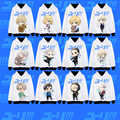 18 Tipos de Anime Cosplay Yuri Yuri No Gelo Katsuki Victor Nikiforov Plisetsky Yuri Cosplay Chaveiro Frete Grátis