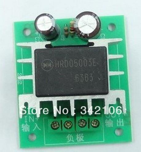 Free Shipping!!    5pcs 24V 36V 15-50V To 12V 3A DC-DC HRD  Step Down Power Module Voltage Regulator   Sensor