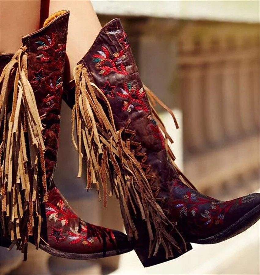 Popular Cowboy Boots for Women-Buy Cheap Cowboy Boots for Women