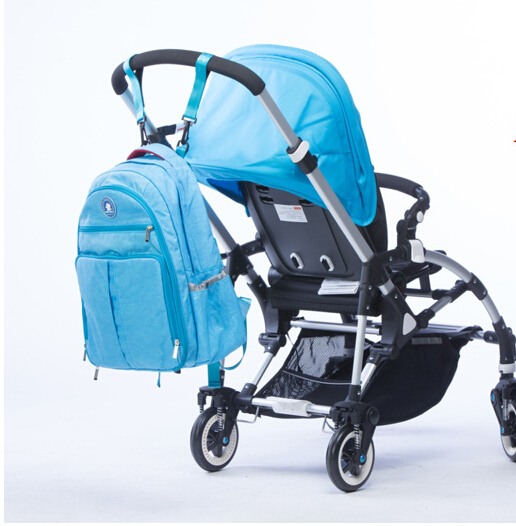 Free shipping waterproof nappy bags large capacity mummy bag multifunctional maternal stroller bag baby diaper bag burst fashion large capacity mummy bag multifunctional diapers bag manufacturers supply maternal formaldehyde free shipping