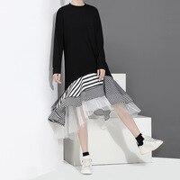 2018 New Sale Regular Full Vestido De Festa Zanzea Dress Women Free Shipping Korean Women's Underwear Dress Ruffle Long Sleeve