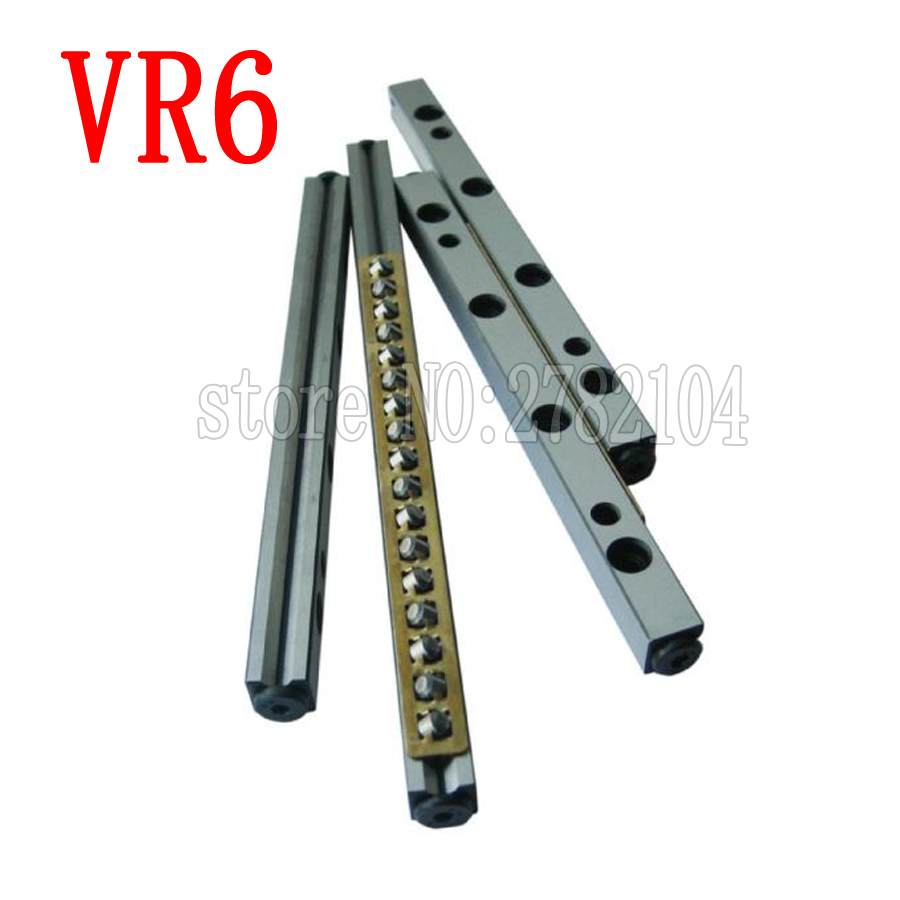 High precision New VR6-250-17Z Cross Roller Guide VR6-250 VR6250 Precision Linear Motion new vr2 9016z cross roller guide vr2090 precision linear motion