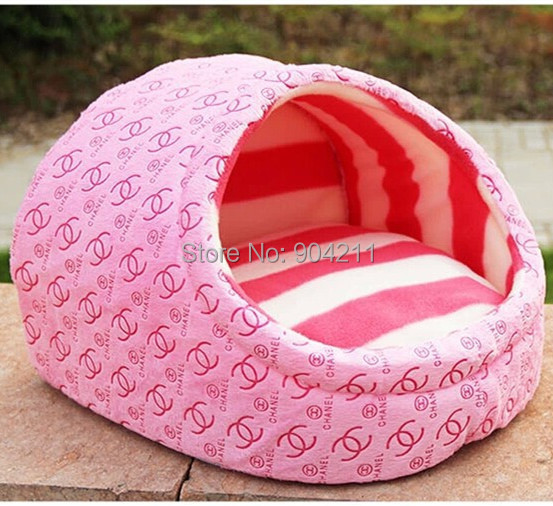 Dog Bed With Detachable Top