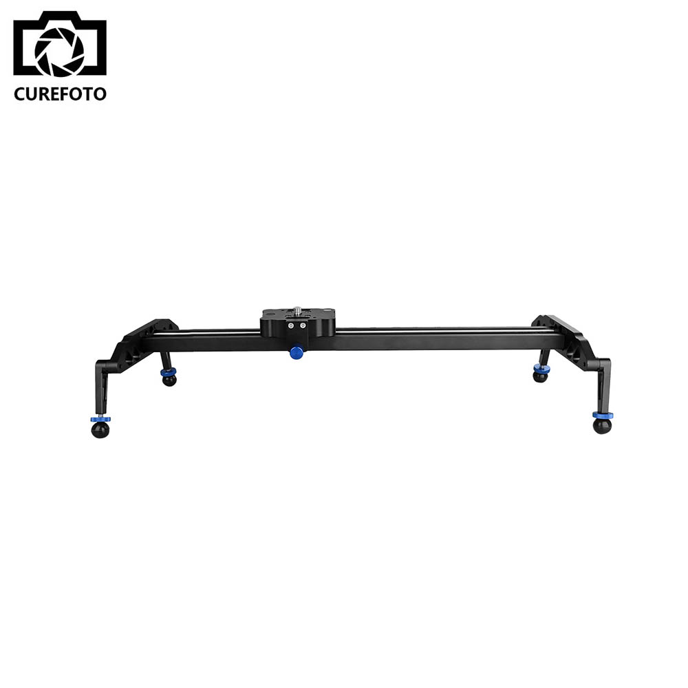 New Professional 60cm/24 Bearing Video Camera Track Slider Dolly Stabilizer System for DSLR Camcorder Better Than Sliding-pad new 4 wheels mobile rolling sliding dolly stabilizer skater slider motorized push cart tractor for gopro 5 4 3 3 2 1 camera