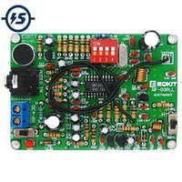 Módulo transmisor FM 87-108MHz FM modulación de frecuencia MÓDULO DE MICRÓFONO INALÁMBRICO DIY FM Transmisor Junta partes estéreo cc 4-6V