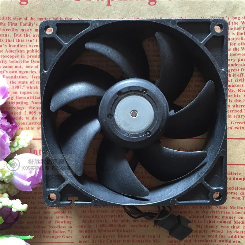 Original T92T12MGA7-53 DC12V 0.18A 92*92*25mm 9cm 3-Lines Projector Cooling Fan