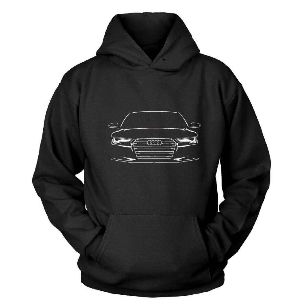 Audi RS Kapuzenpullover sport s line TT S3 S4 S5 S6 S8 R8 RS4 RS6 Hoodies Sweatshirts