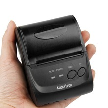 58*40mm Mini Portable USB 4.0 Wireless Bluetooth Receipt Thermal Pocket Printer For Android Moblie Phone/Supmarket PC Compatible