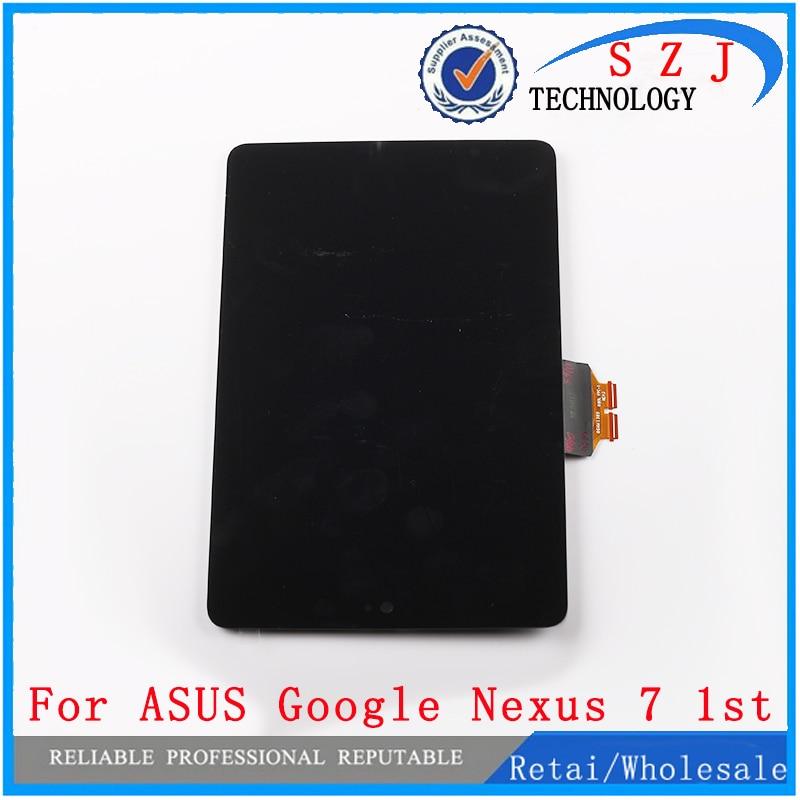 Original LCD Display For ASUS Google Nexus 7 1st 2012 LCD Screen Display Repair Free shipping