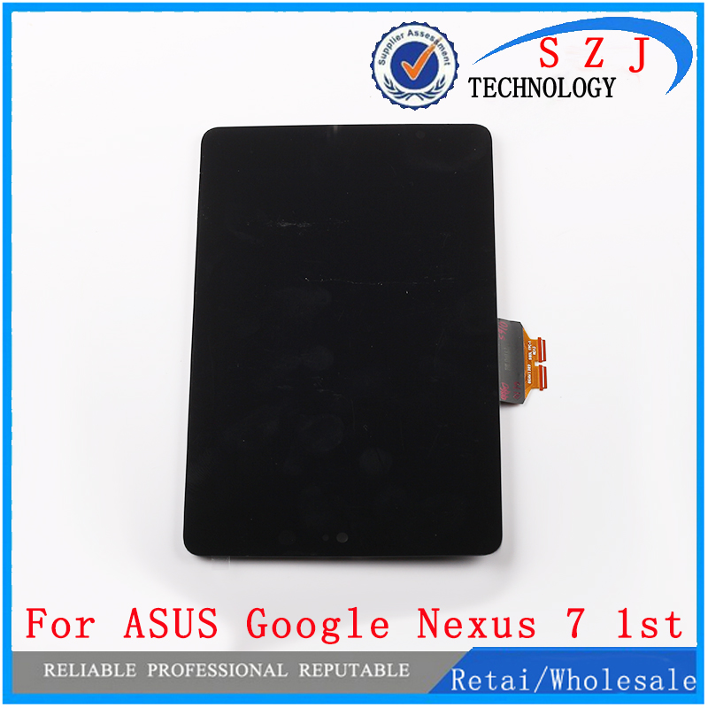 Original LCD Display For ASUS Google Nexus 7 1st 2012 LCD Screen Display Repair Free shipping gillette shaving razor blades for men blades 2