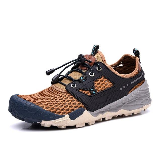 Air Mesh Men Hiking Shoes cheap online store purchase cheap 2014 new 2N848LLF18