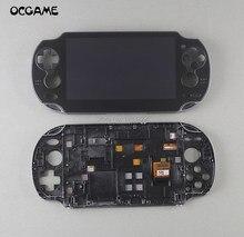 OCGAME Black Original New for ps vita psvita psv 1000 psv1000 lcd display with touch screen digital frame assembled original