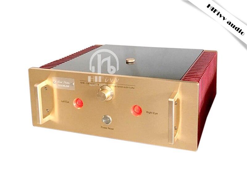 HIFivv аудио усилитель мощности Hi-Fi home усилитель system audio amp 200 Вт * 2