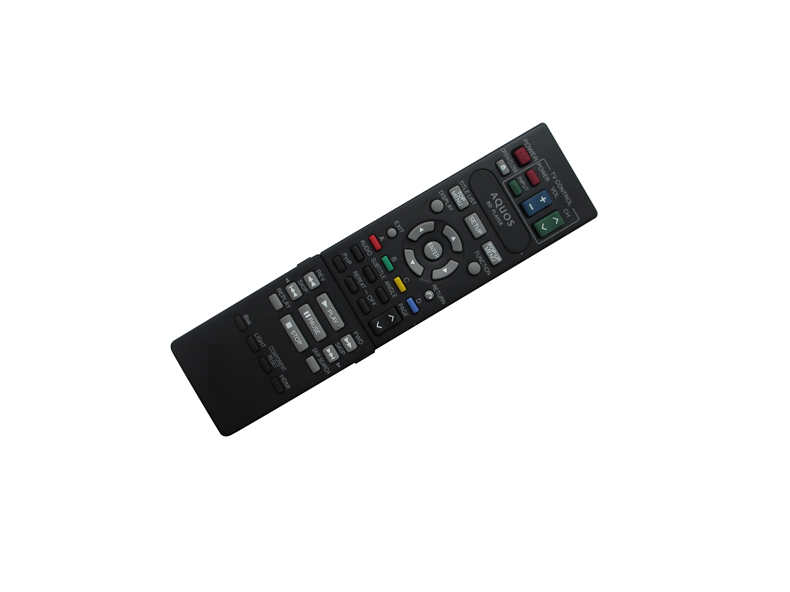 Remote Control For Sharp Bd Hp25u Bd Hp25x Bd Hp25a Bd