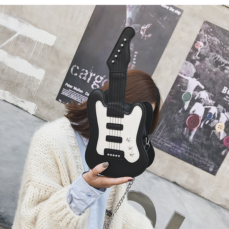 Fútbol Femenino Divertido Guitarra