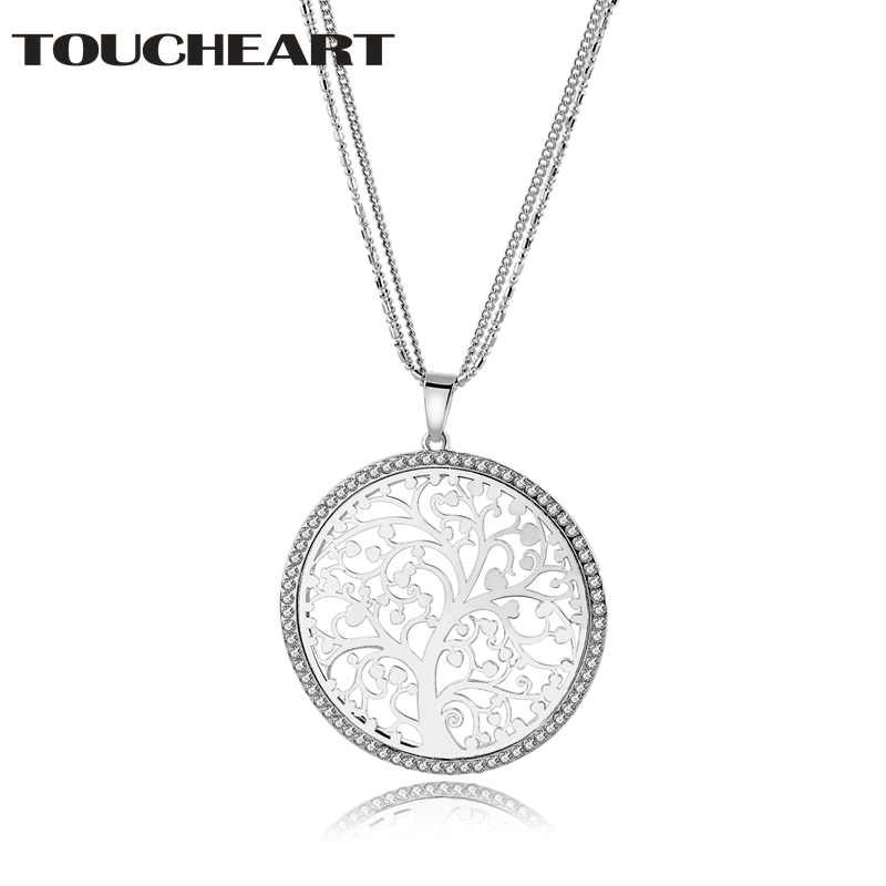 TOUCHEART Dainty Everyday Long Necklace Jewelry with