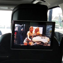 Car Electronics Intelligent System DVD Player Dual Screen Headrest Android TV Monitors For Land Rover Rear Entertainment