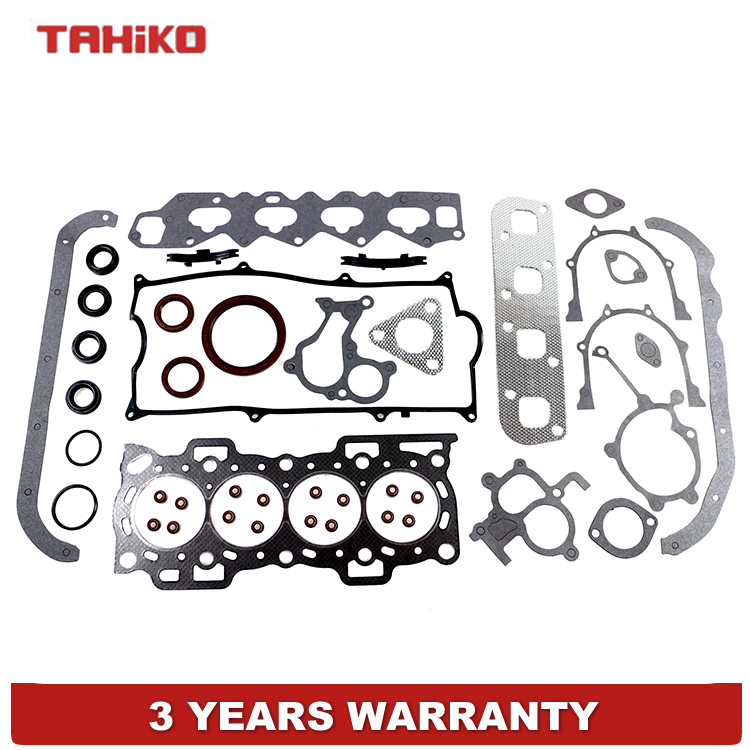 For DAIHATSU CHARADE HCE HDE HCE Engine Parts Full Set Engines seal