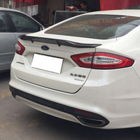 For Ford Mondeo/Fusion Auto Accessories New Model 2013 2014 2015 2016 2017 High Quality Carbon Fiber Rear Trunk Spoiler