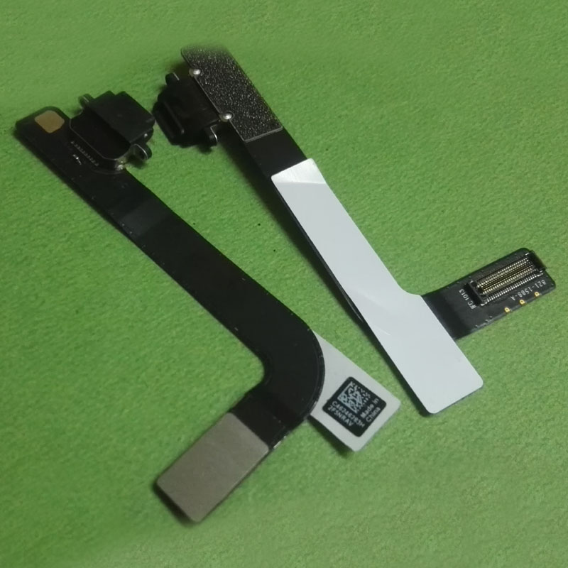 charger chage charging usb Port plug dock Connector Flex Cable Ribbon For iPad 4 4th Gen A1458 A1459 A1460 for ipad4 socket