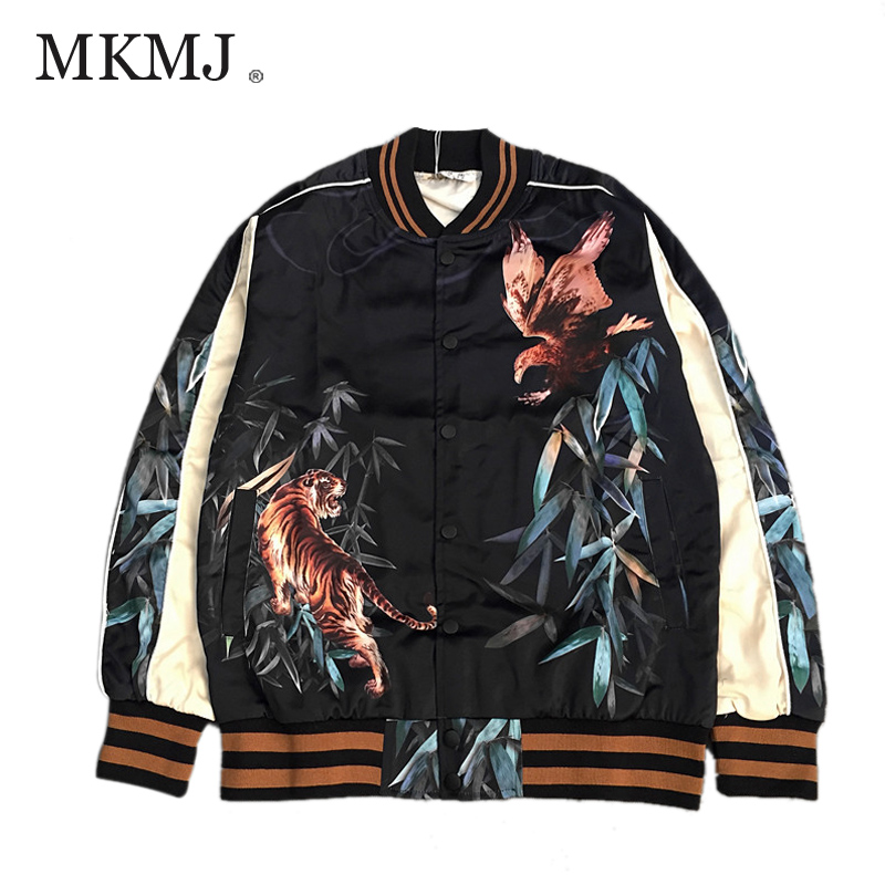 Designer Bomber Jacket - Coat Nj
