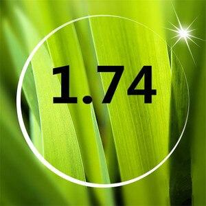 Image 4 - Recept lenzen Hars Lens verziendheid Coatings Asferische Uv Straling bijziendheid lens 1.56 1.61 1.67 1.74 Optische lens