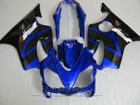 CBR 600F4i 2005 2004 2007 2006 Fairings for Honda ( Metallic blue ) Injection Fairing kit Cbr 600 f4i 04 05 06 07 ll18