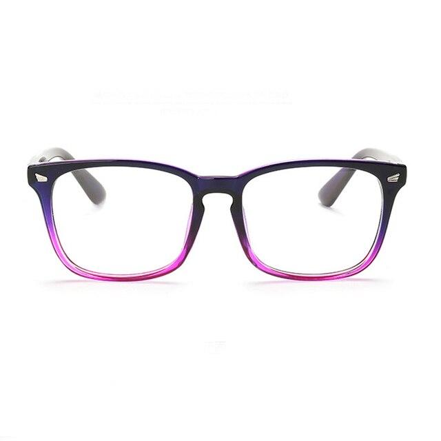 9 Color Hot optical myopia glasses clear lens eyewear nerd geek ...