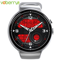 Voberry I4Air Smart Watches 2G 16G Full Circle Wifi Heart Rate Pay GPS Camera Smart Watch