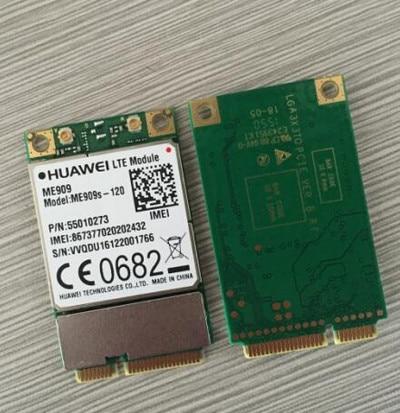Huawei ME909s-120 Mini PCIe: LTE (FDD): B1,B2,B3,B4,B5,B7,B8,B20 DC-HSPA+/HSPA+/UMTS : B1,B2,B5,B8 GSM: 850/900/1800/1900 MHz