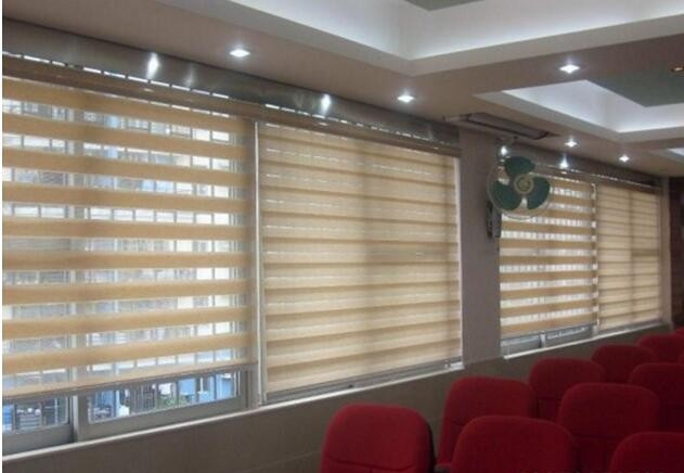 smart curtain automatic dc tubular electric curtains motor roller blind shades in blinds shades shutters from home garden on aliexpresscom alibaba - Smart Curtains