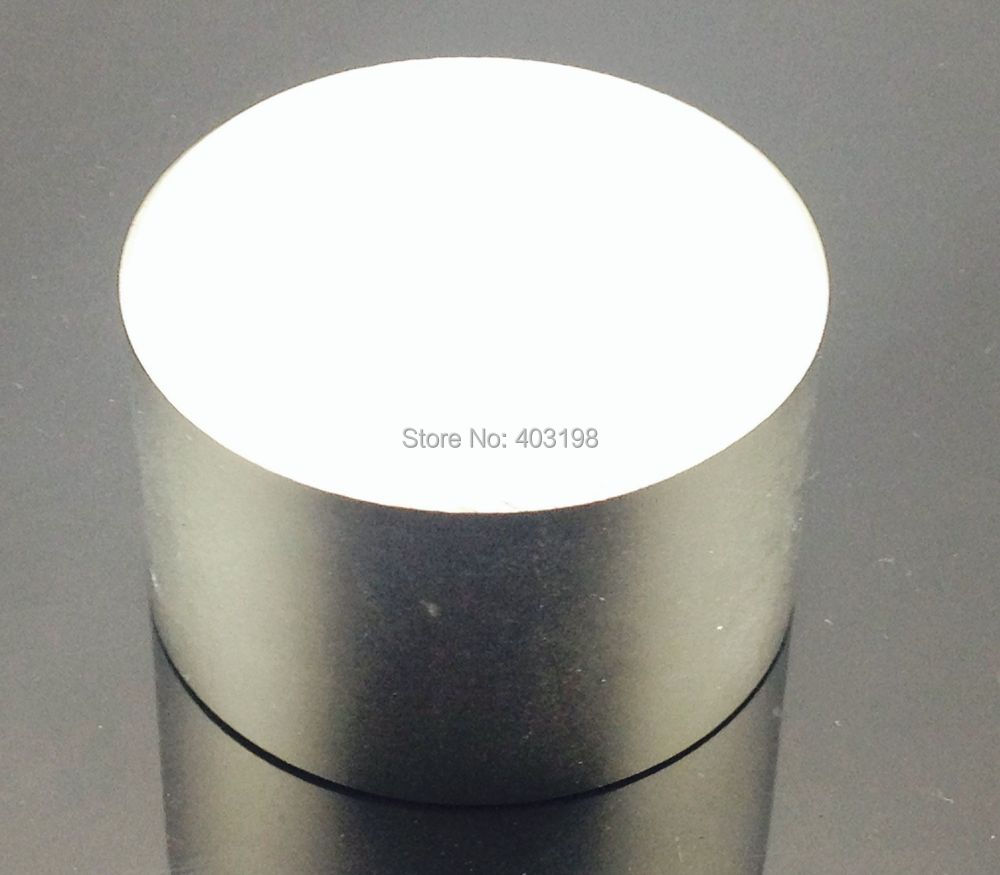 1p N52 50x30mm Neodymium Strong Magnet Super Magnetic Material Strongest Powerful Round Magnets Slow Down Water Gas Meter Imanes