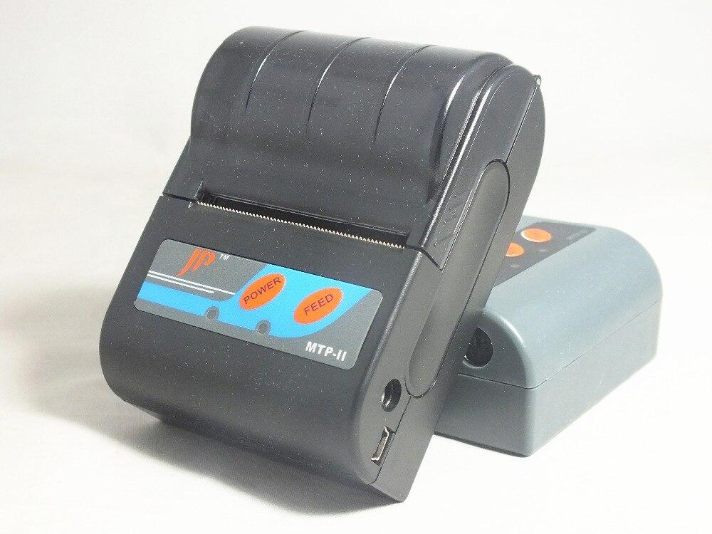 ФОТО 58mm mobile printer/ Portable Printer Mobile thermal printer Serila+USB+Bluetooth interface all in one