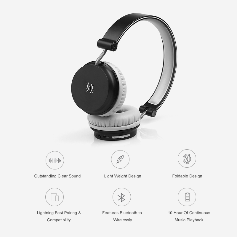 Wireless Headphone oneodio4
