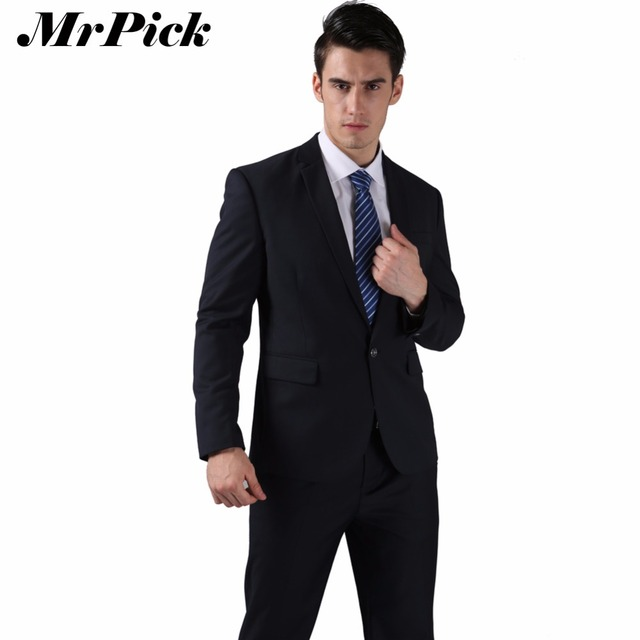 Aliexpress.com : Buy (Jacket Pants Tie)Men Wedding Dress Suits ...