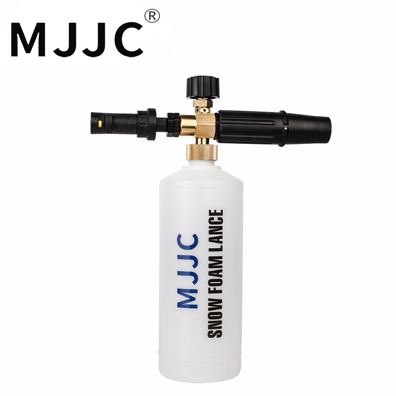 все цены на MJJC Brand foam lance KA for karcher K 12 units package free shipping 2018 with the High Quality Automobiles Accessory онлайн