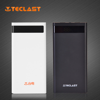TECLAST 20000mAh External Battery For Phone T200CE 4USB Mobile Power Supply Power Bank Smart Digital Display