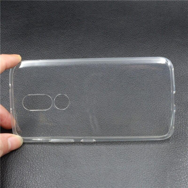 Hudossen для Motorola Moto м прозрачный Crystal Clear ультра тонкий мягкий чехол для мото м XT1662 случае ТПУ кожи гель задняя крышка Капа