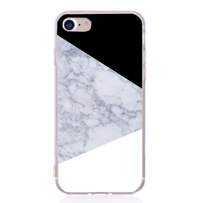 For iphone case 5s Cover Marble Soft Silicon Phone Case For Iphone X XS 7 8 Plus 6S 6 5 SE Coque Funda For iphone 8plus case